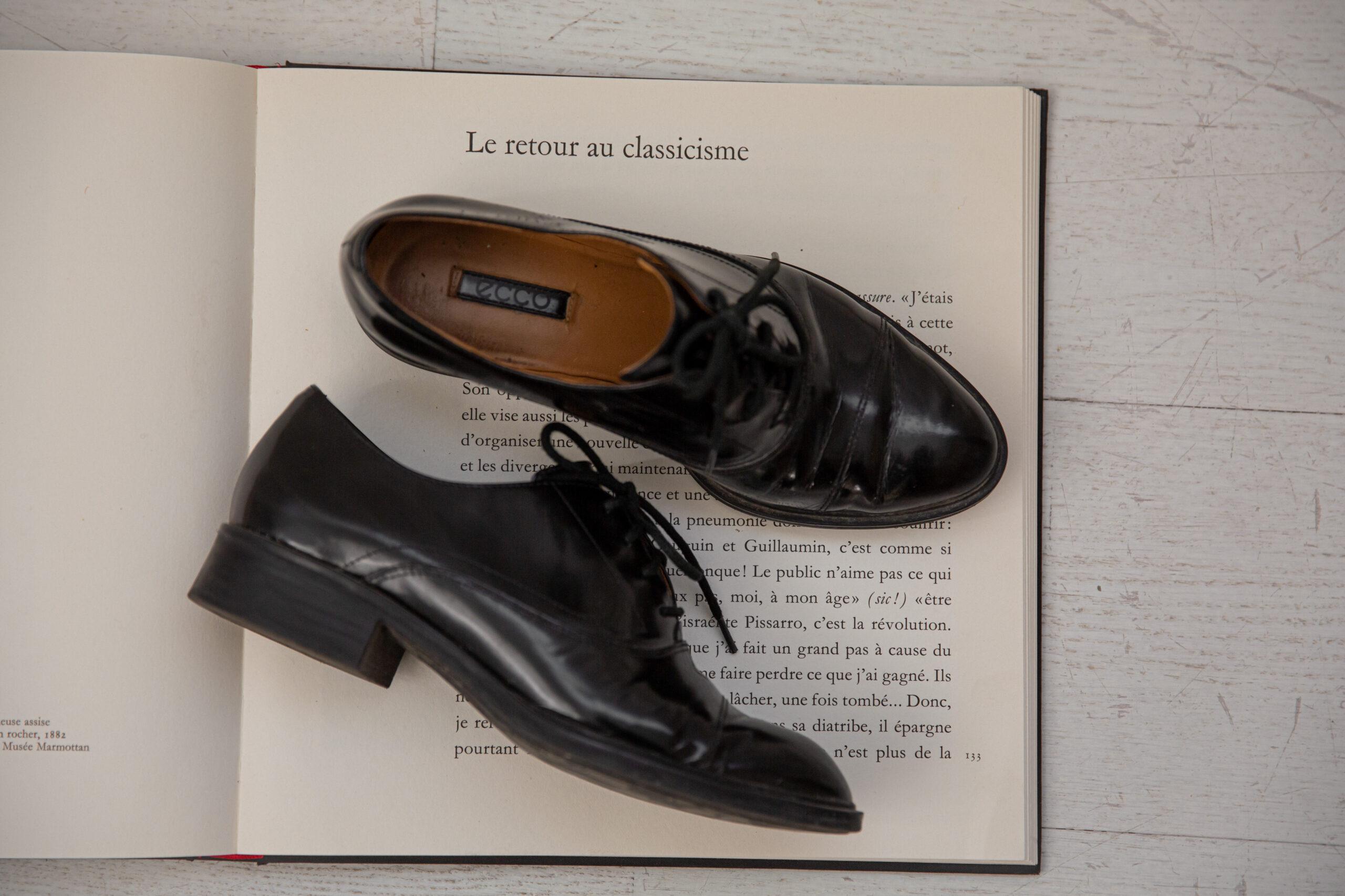 Tidlösa skor