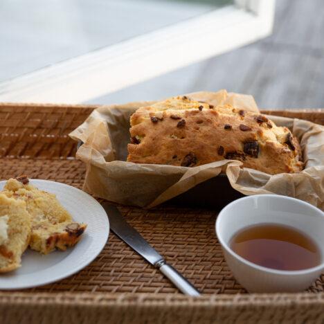 Parmesan potatis i ugnen på repeat och Stockholm i skymning.